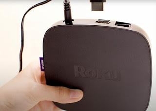 dispositivo Roku que hace de la televisión mas interactiva