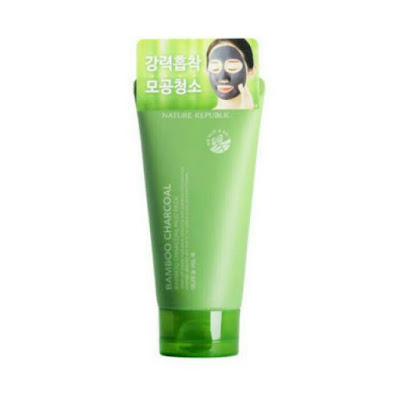 Review Mud Mask Nature Republic