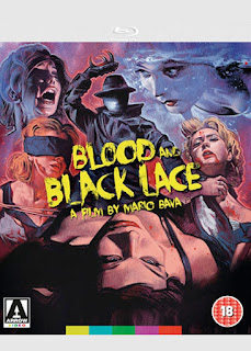 """Blood and Black Lace"" (1964), reż. Mario Bava. Recenzja filmu."
