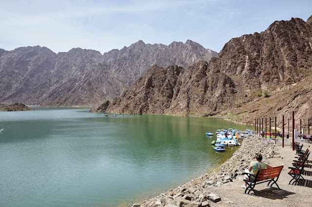 The Mountain Town of Hatta,