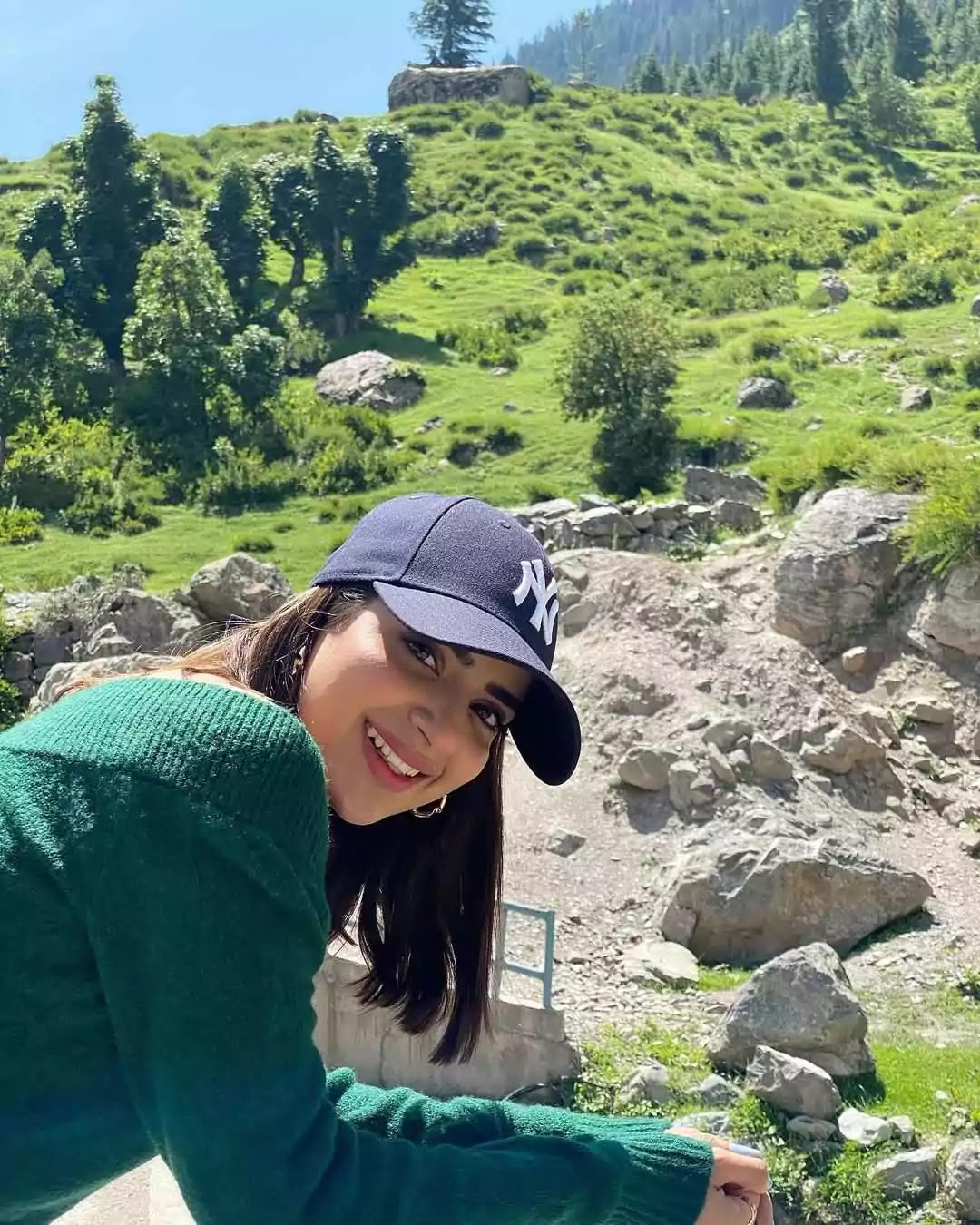 Saboor Ali Vacationing With Husband In Northern Areas of Pakistan