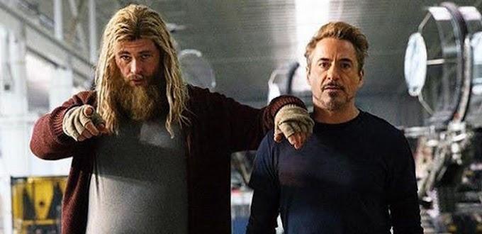 Taika Waititi traz Tony Stark de volta em roteiro de Thor 4!