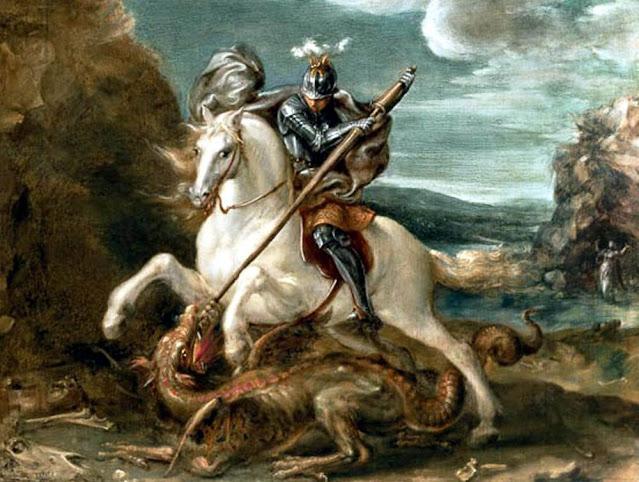 Quem é São Jorge na Umbanda?