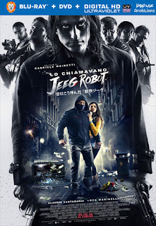 They Call Me Jeeg Robot 2015 BluRay مترجم