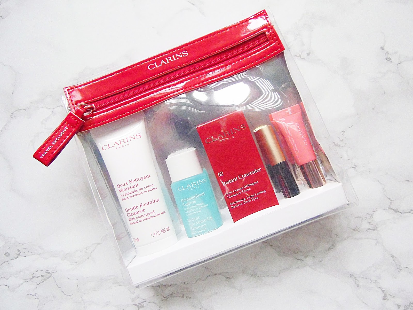 Clarins Perfect Beauty Essentials Set
