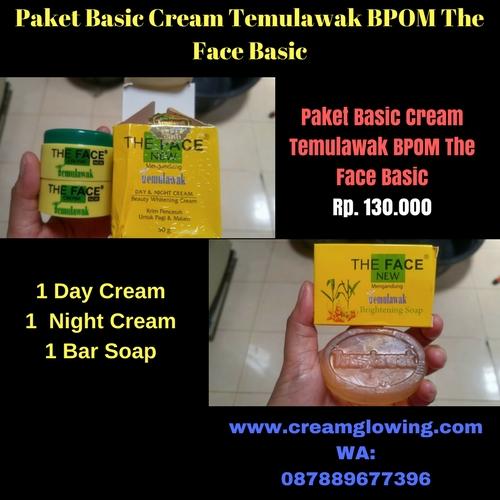 Manfaat dan Bahaya Cream Temulawak The Face