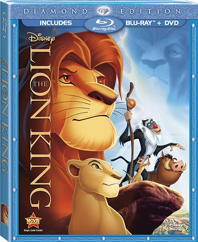 New Age Mama Disney S Lion King Diamond Edition Blu Ray Dvd Combo Pack Review