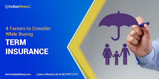 Review by Indian Money Factors to Consider While Buying Term Insurance