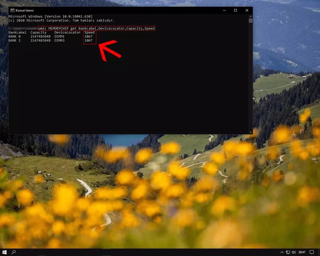Bilgisayar RAM Türü Öğrenme