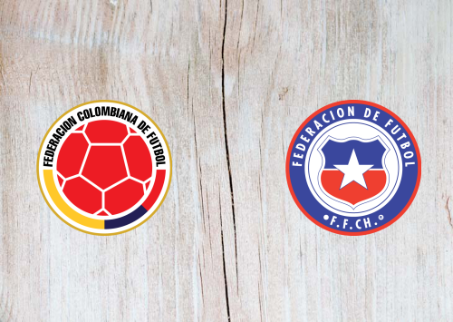 Colombia vs Chile -Highlights 12 October 2019