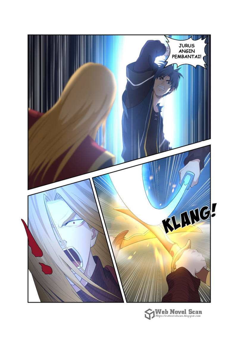 Heaven Defying Sword Bahasa Indonesia Chapter 58