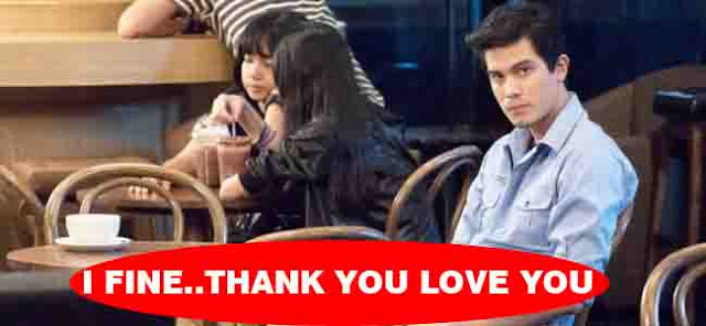 I FINE..THANK YOU LOVE YOU (2014) film thailand terlucu film komedi thailand terpopuler film komedi romantis