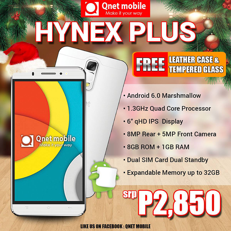Qnet Mobile Hynex Plus And Plus 2 Phablets Announced Too!