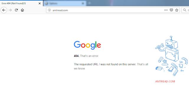 Jika mengetik domain tanpa www akan 404 not found