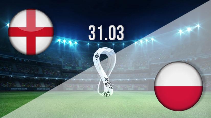 بث مباشر مباراة انجلترا وبولندا
