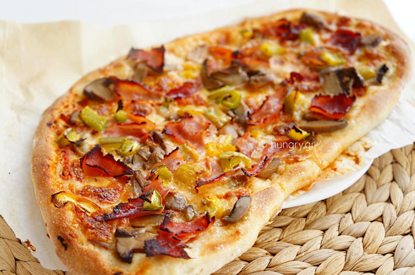 Dough for Bread & Pizza