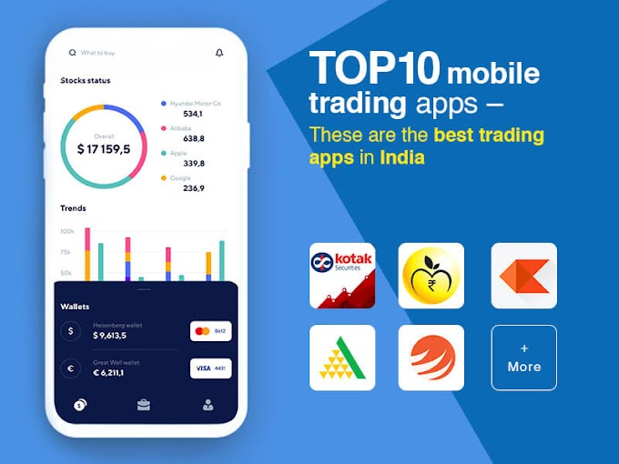 Best Trading App in India 2021 – Top 10 Mobile Trading Apps Available Today