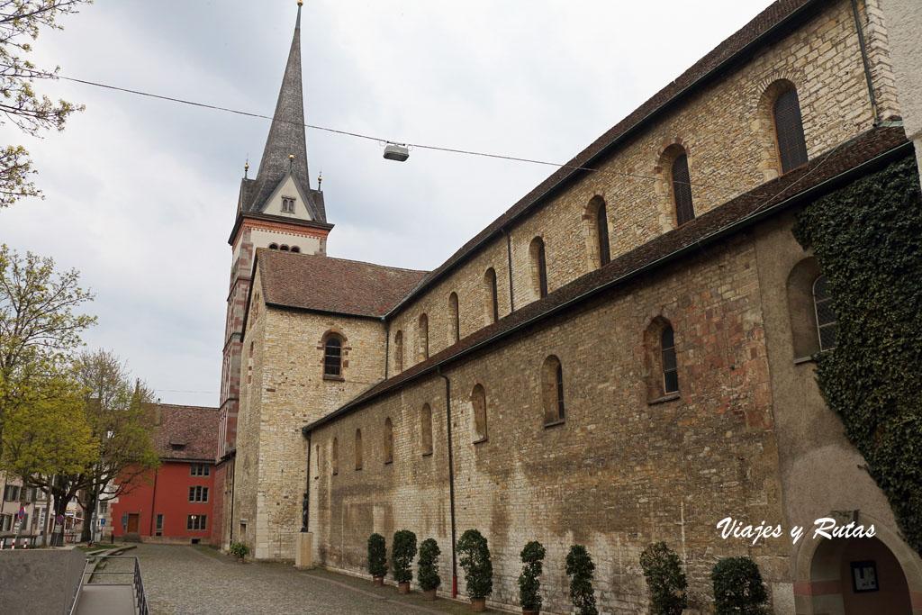 Monasterio de Allerheiligen de Schauffhausen