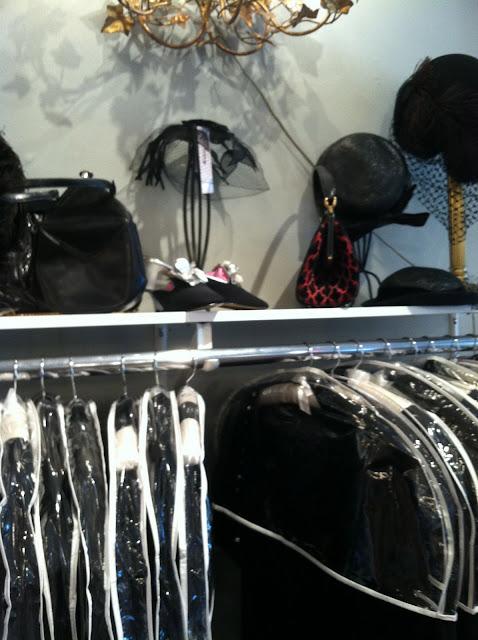 xtabay vintage, edie's closet