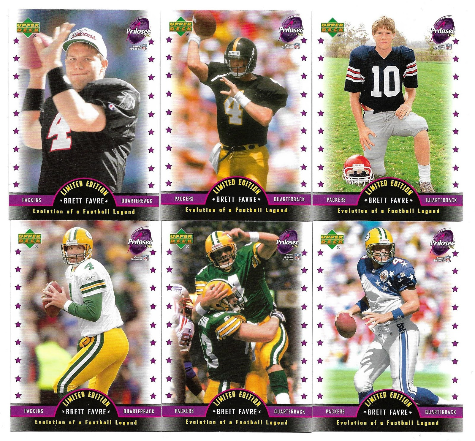 Dawg Day Cards: Football cards from Red Cardboard and first ...