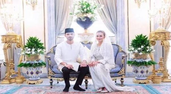 (7 FOTO) Sekitar Majlis Akad Nikah Juliana Evans Dan Tengku Sharifuddin