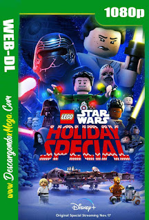 Lego Star Wars Especial Felices Fiestas (2020) HD 1080p Latino
