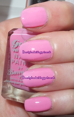 Barry M Dragon  Fruit