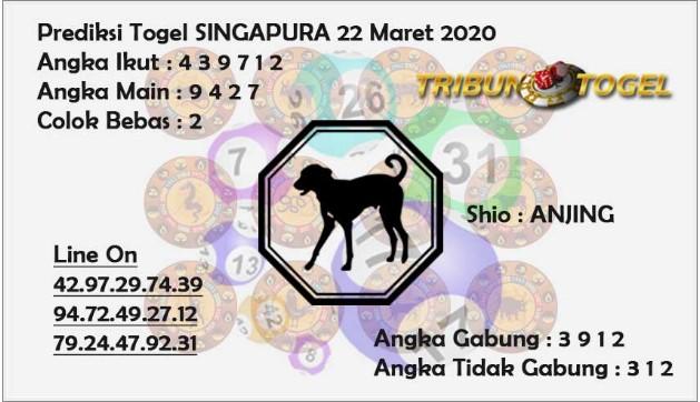 tribun togel singapura