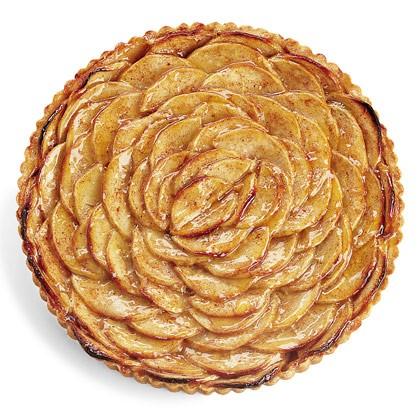 Spiral Apple Tart Recipe