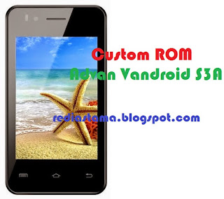 Port ROM Xperia Z3 for Advan S3A