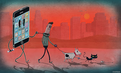 Smart Phone ilustración