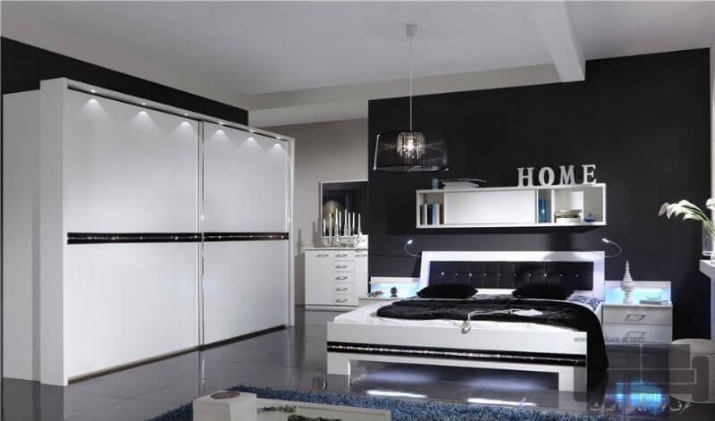 غرف نوم مودرن كاملة للبيع 2017   غرف نوم   الأثاث الحديث