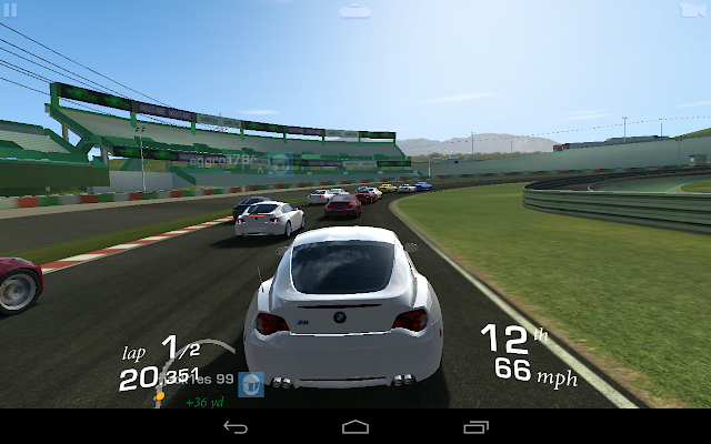 تحميل لعبة Real Racing 3 لهواتف الاندرويد