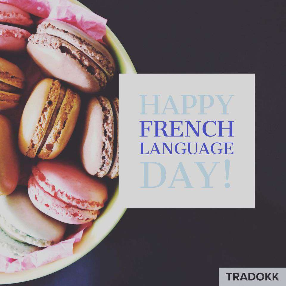 French Language Day Wishes Images