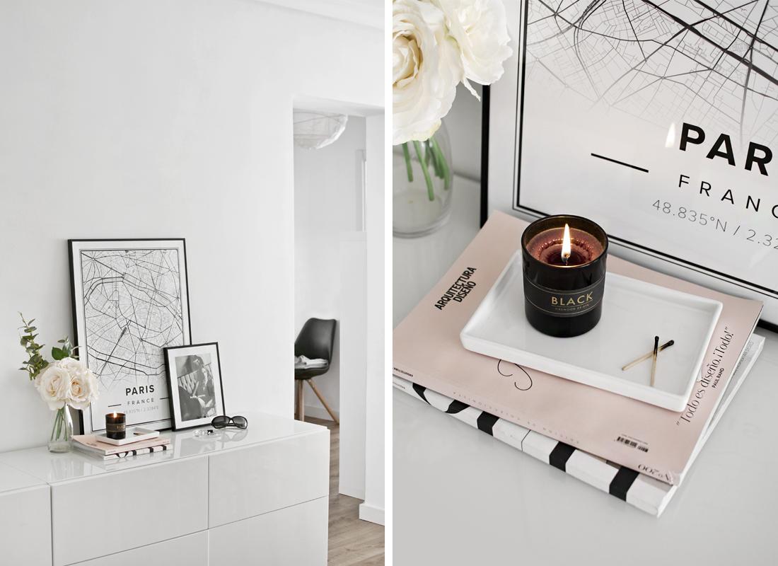 Cómo crear un elegante rincón de estilo Parisino en casa
