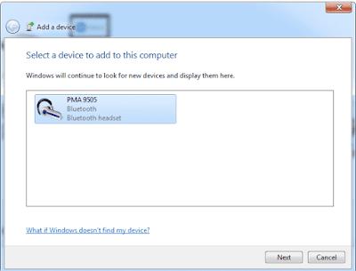 Cara Menghubungkan Speaker Bluetooth ke Laptop Windows 7