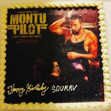 Sourav Das Birthday