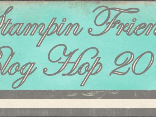 SF February Blog Hop - Black & White Theme! - WINNER ANNOUNCED!