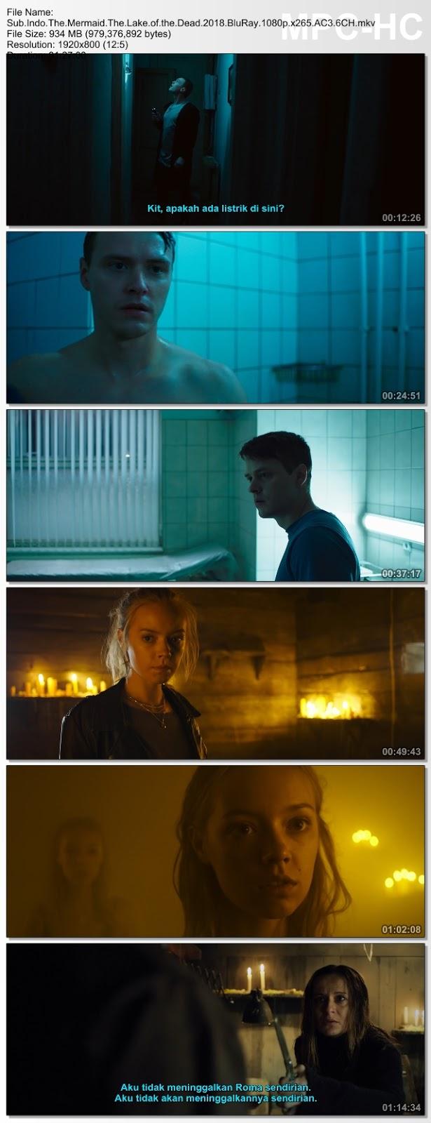 Screenshots Download  Undine. Mirties ezeras (2018) BluRay 480p & 3GP Subtitle Indonesia
