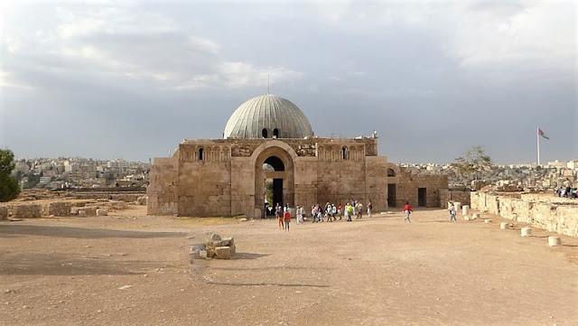 Palazzo degli Omayyadi nella cittadella