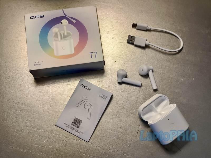 Paket Pembelian QCY T7