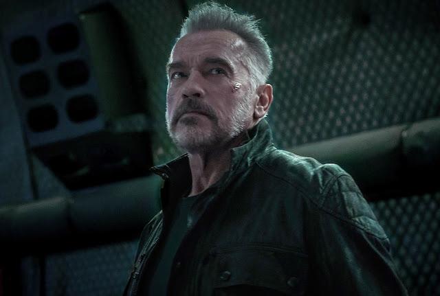"""Schwarzenegger explica por que seu T-800 envelheceu em """"O Exterminador do Futuro 6"""""""