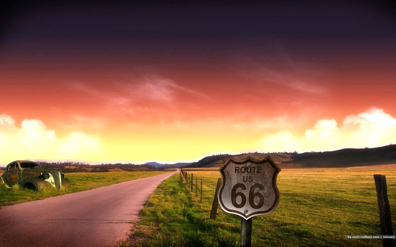 5. Route 66, United States - 7 Amazing Journeys That Should Be On Your Bucket List