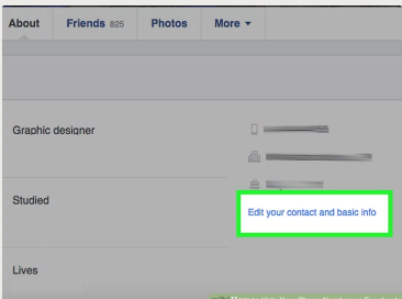 How Can I Hide My Phone Number on Facebook