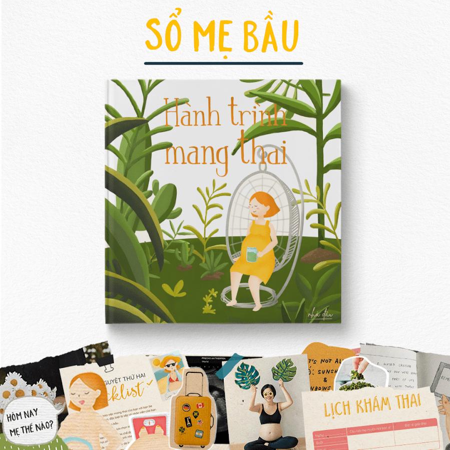 [A116] Mẹ Bầu Zui: Sách thai giáo bán chạy số 1 Việt Nam