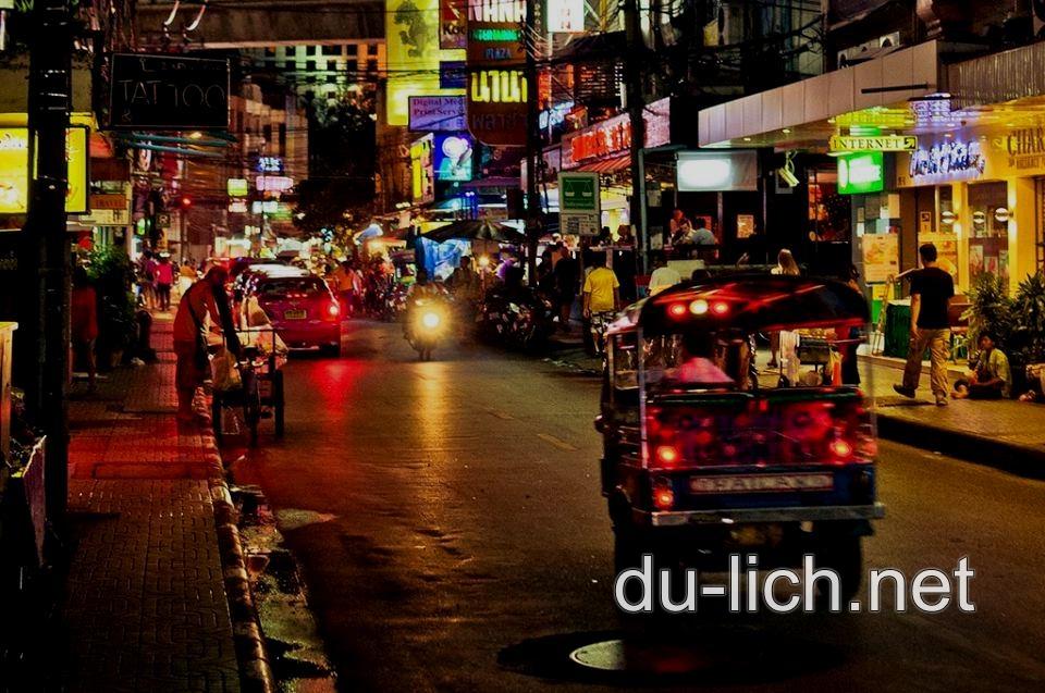 Kinh nghiệm đi du lịch Thái