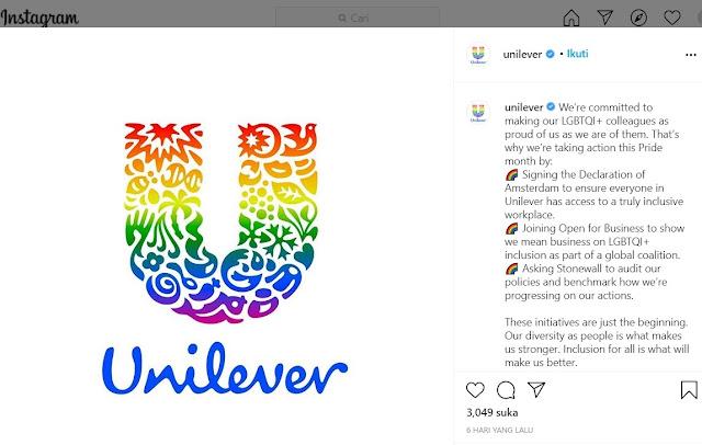 Unilever LGBT