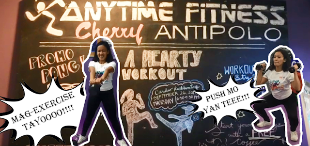 Anytime Fitness at SM Cherry Antipolo