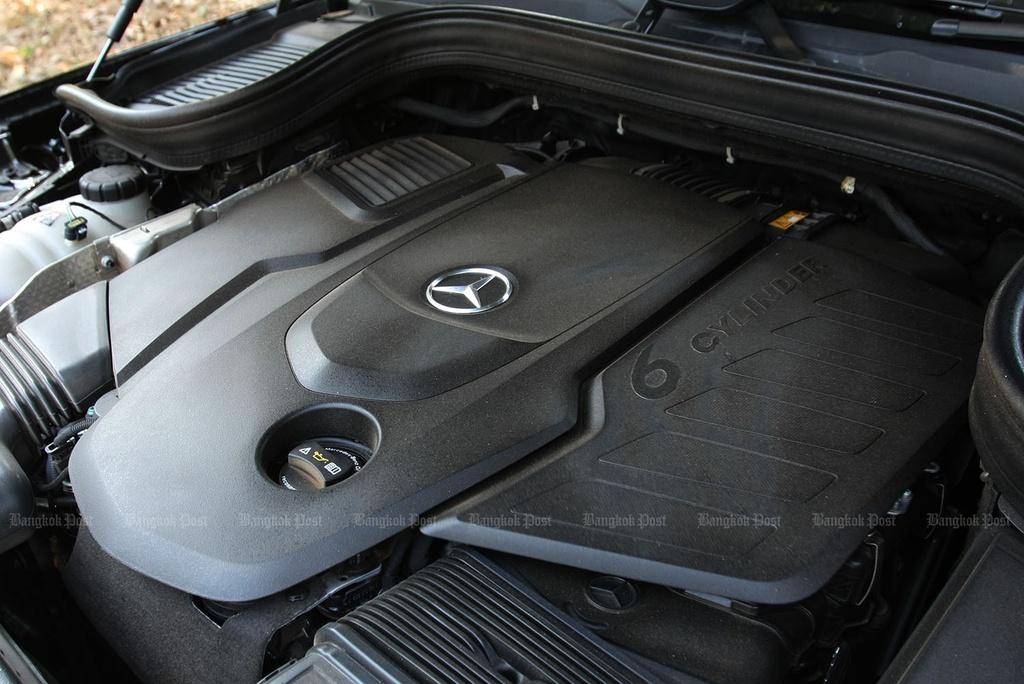 Đánh giá Mercedes GLS350d 4Matic 2020 - thiết kế cần trau chuốt hơn