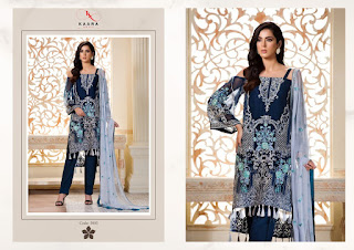 Kaara Suits Ramsha Pakistani Suits catalog wholesaler